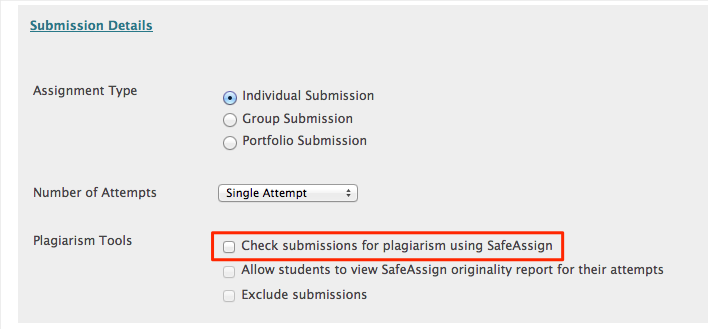 How to Submit an Assignment using Blackboard